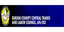 We represent the collective interests of 50,000 union members and their families and 53 affiliated unions in Bergen County, New Jersey.