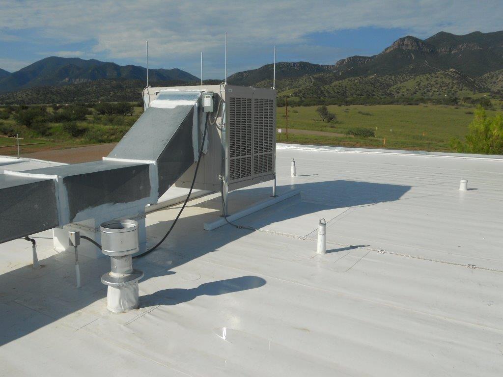 Phoenix Az Commercial Roofing Company Tecta America