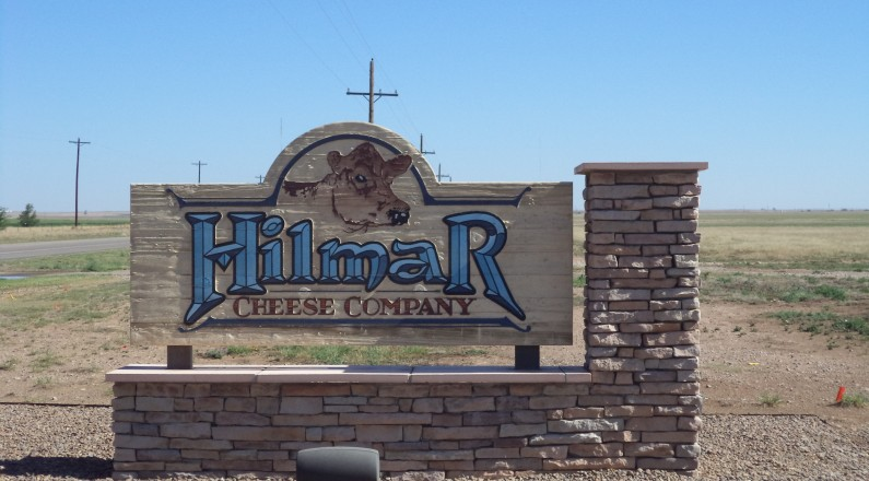 New Construction For Hilmar Cheese Tecta America Amarillo