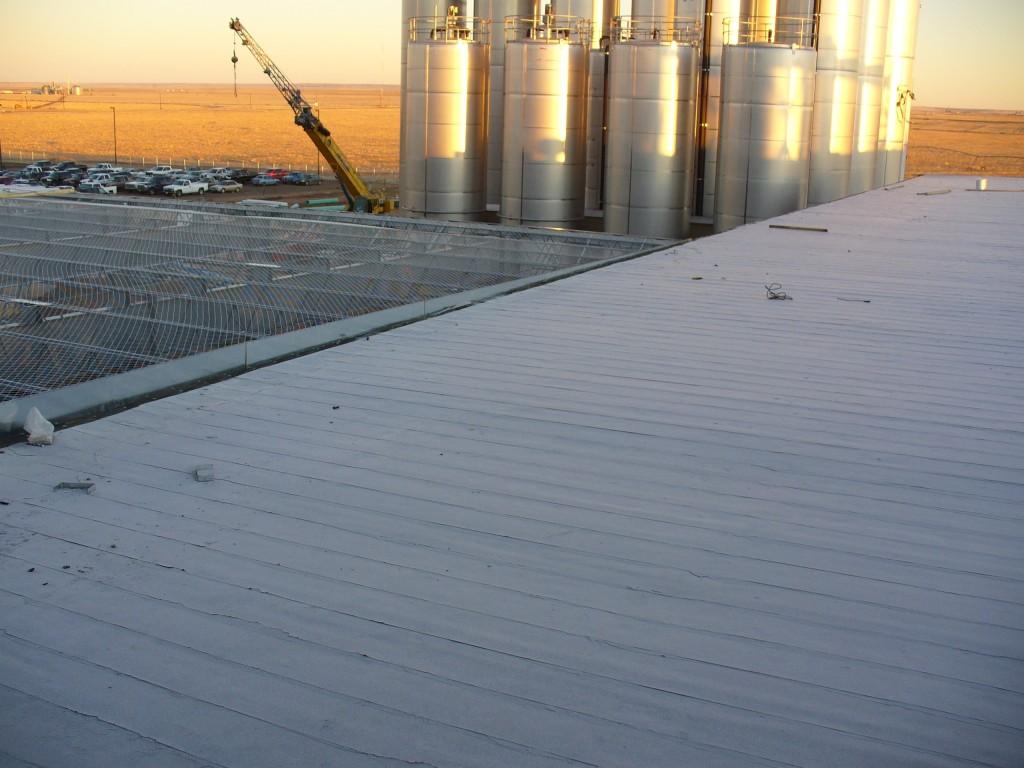 New Construction For Hilmar Cheese Tecta America Amarillo