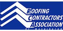 Association in working to improve the roofing industry in Washington.