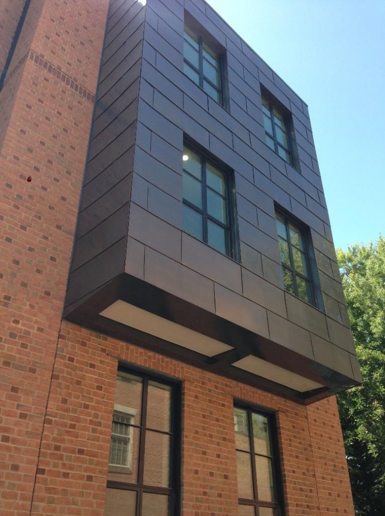 Dumbarton Oaks Fellowship House Tecta America