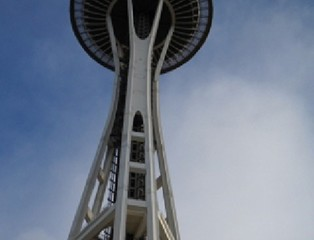 commercial roofing space needle