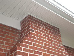 soffit replacement
