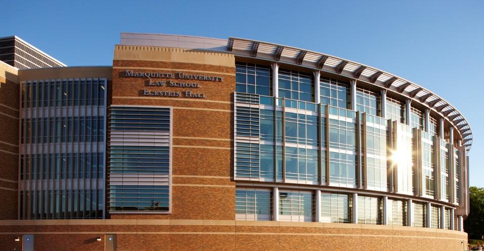 Marquette University Eckstein Hall Fja Christiansen