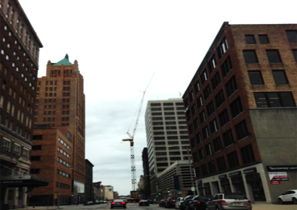 The 250 Plaza Building Fja Christiansen Commercial Roofing