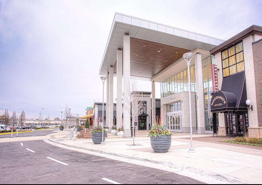 Springfield Mall Tecta America