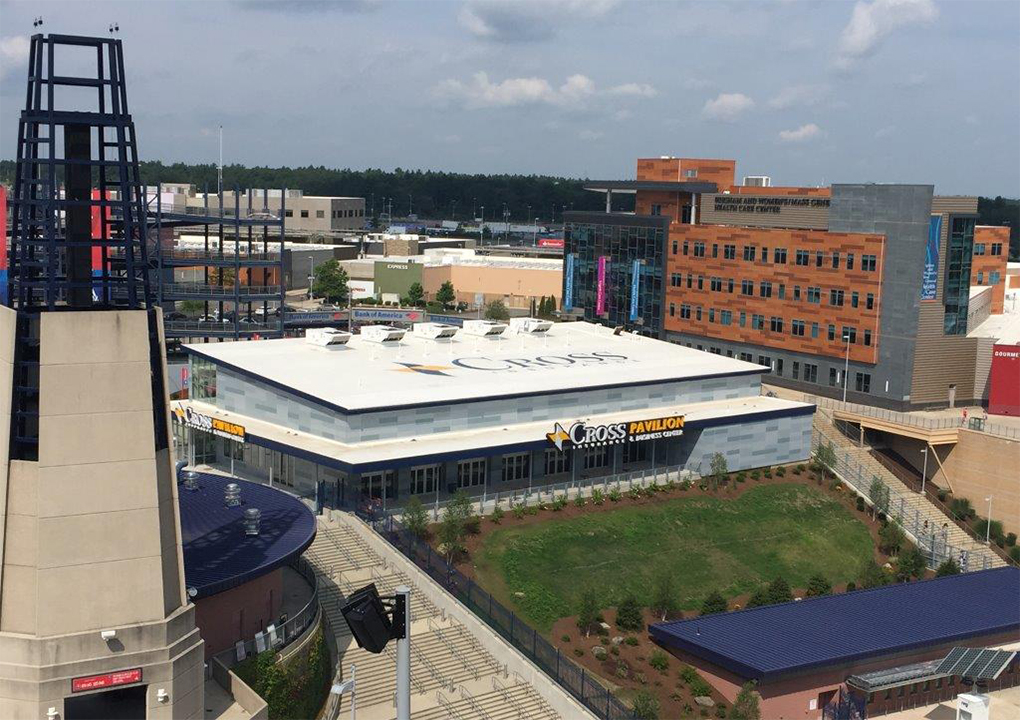 Gillette Stadium Commercial Roofing Contractor Tecta