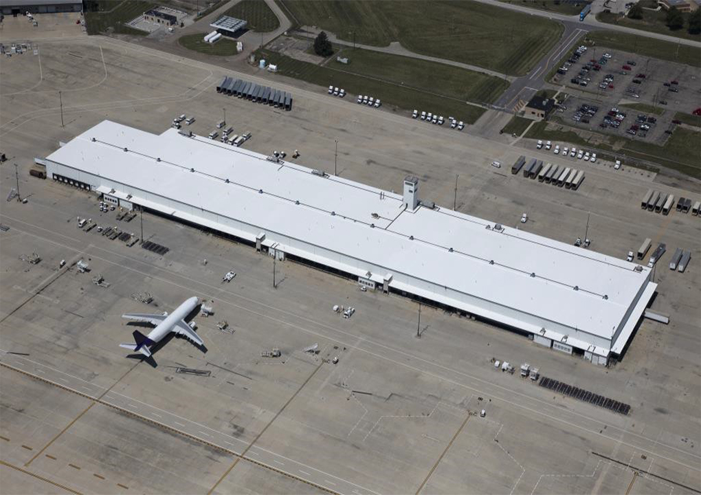 JB ROOFING, Columbus, OH, Rickenbacker Airport