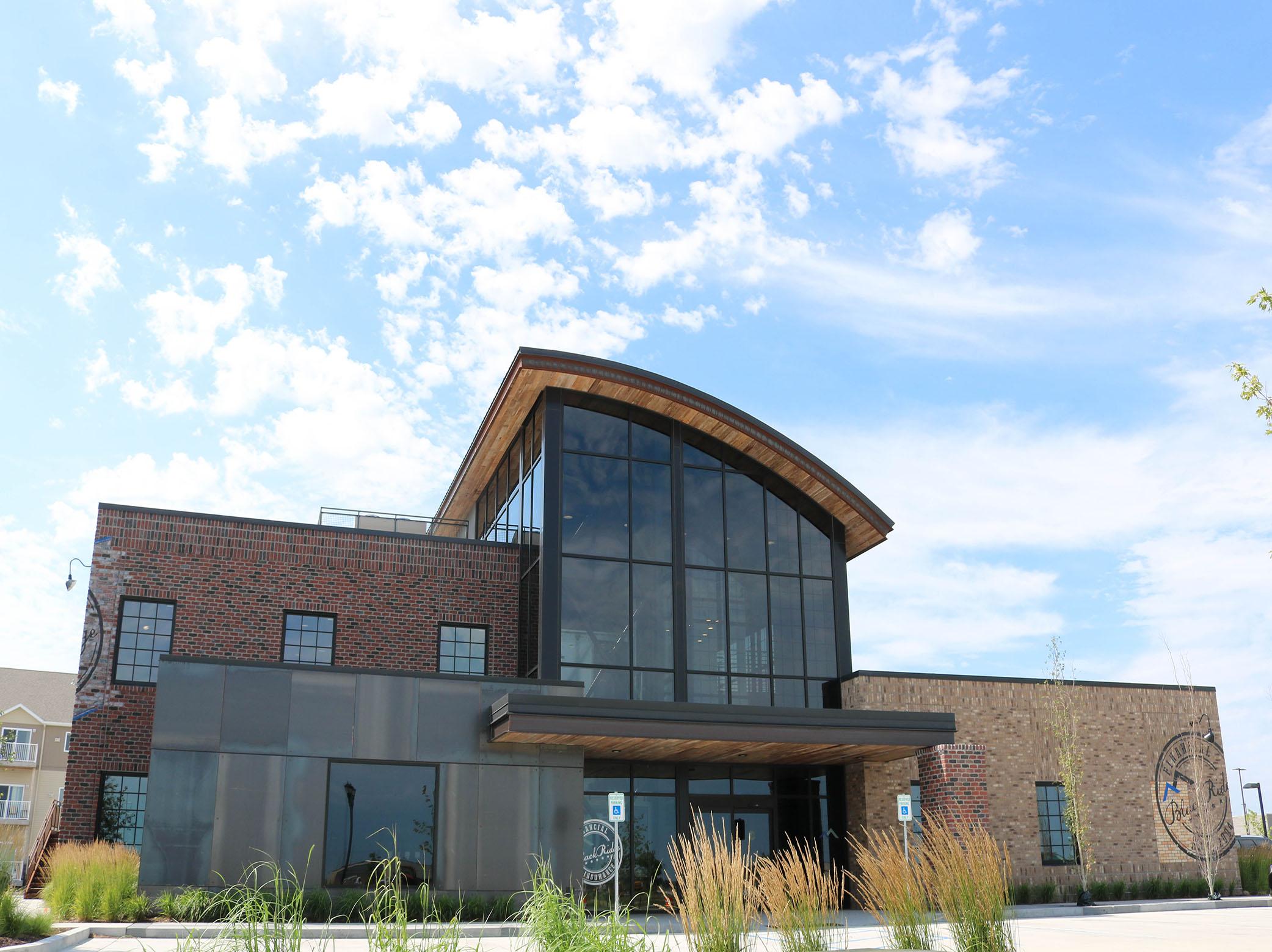 Tecta America Dakotas commercial roofing in North Dakota, BlackRidge Financial Group