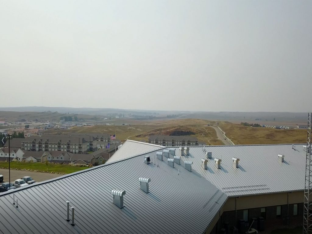 Whiting Oil And Gas Tecta America Dakotas Commercial Roofing