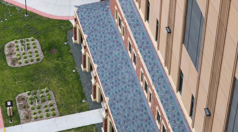 commercial roofing sanford hospital