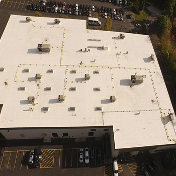 Commercial roofing Tecta america new england