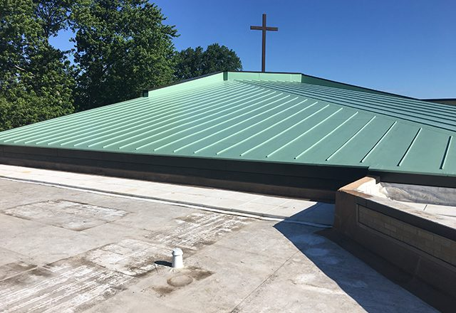 commercial roofing indianapolis, Indiana