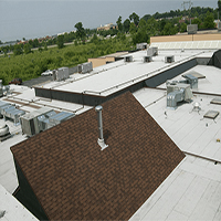 Commercial roofing fort wayn, indiana