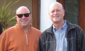 Kent Schwickert And Brother Kim Schwickert