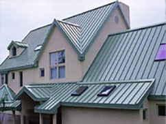 metal roofing, residental, muskogee, ok