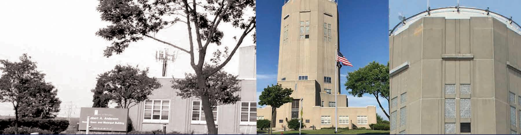 Robert A Anderson Municipal Building