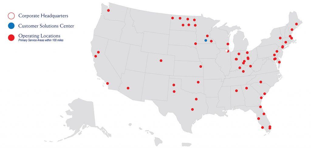 Tecta Locations
