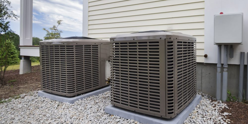 commercial roofing residential air conditioner