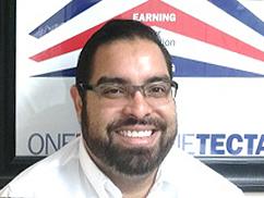 Jonathan Gonzalez Tecta America South Florida
