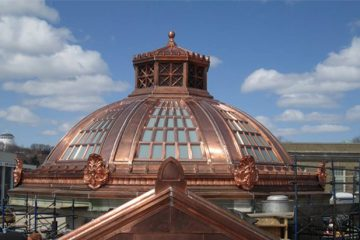copper roofing bangor maine