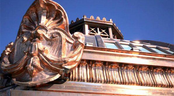 copper roofing bangor maine
