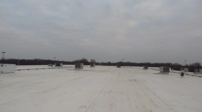 commercial roofing walmart missouri