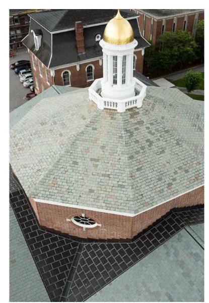 University of Vermont chapel