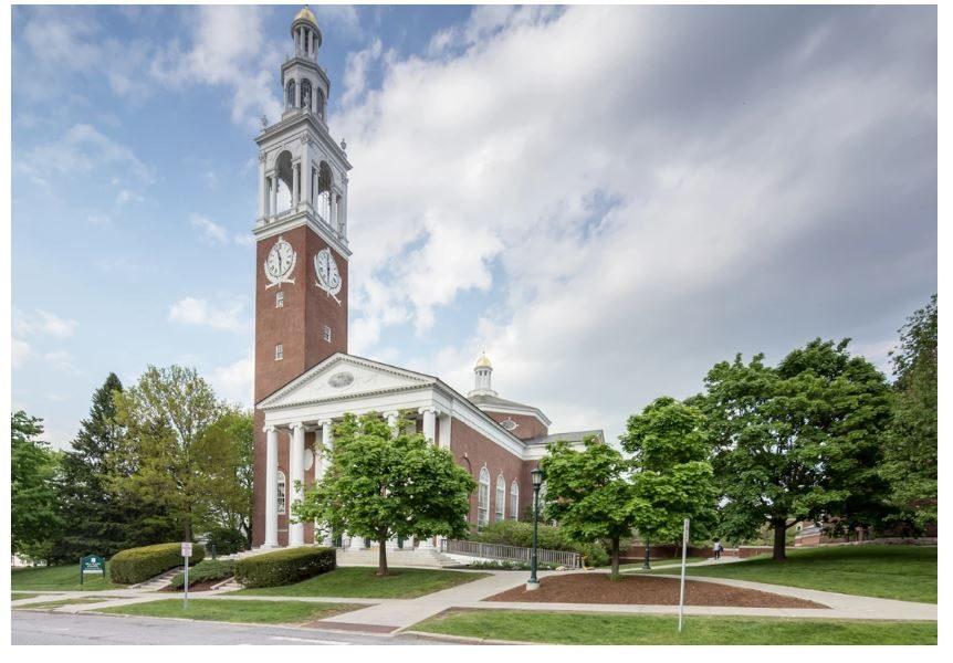University of vermont chapel 3