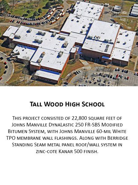 Tall Wood High School