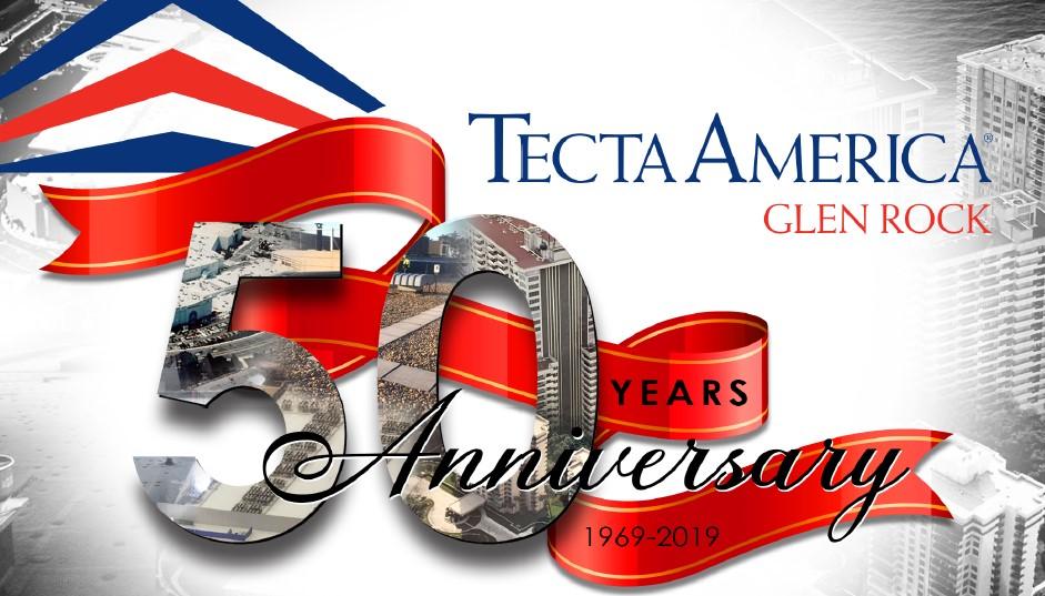 Tecta America Glen Rock celebrates 50 years!