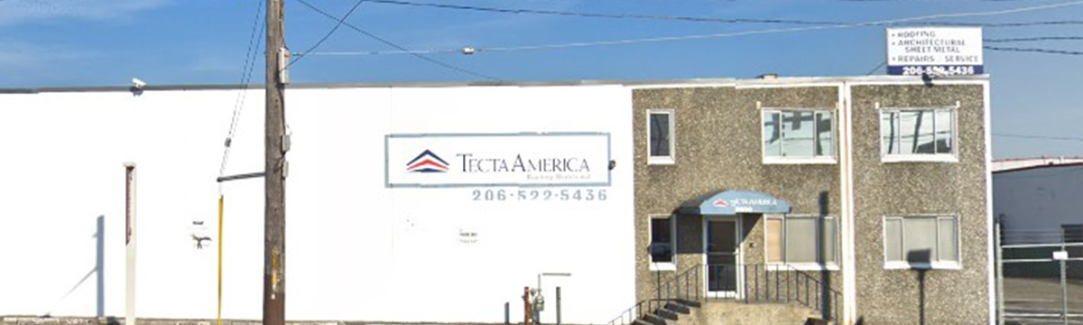 Seattle Washington Commercial Roofing Contractor Tecta