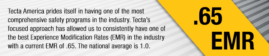 Tecta America EMR Score