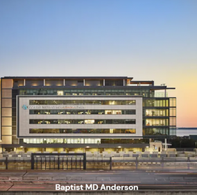 Baptists MD Anderson