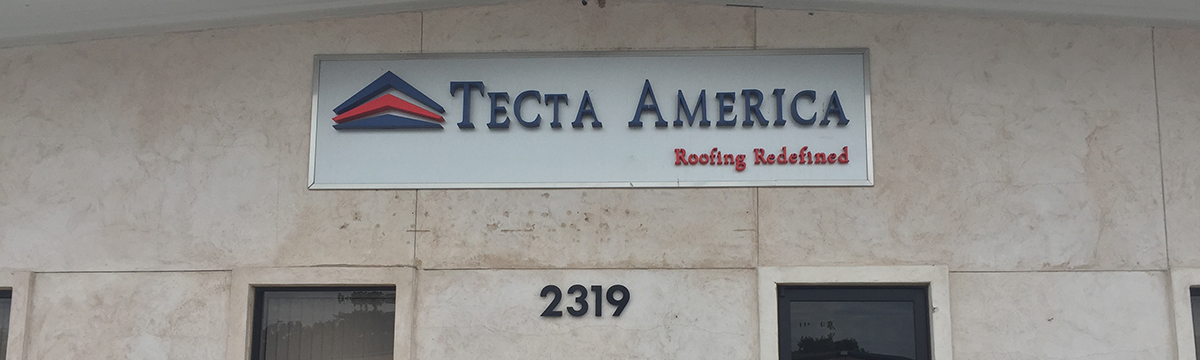 Austin Texas Commercial Roofing Contractor Tecta