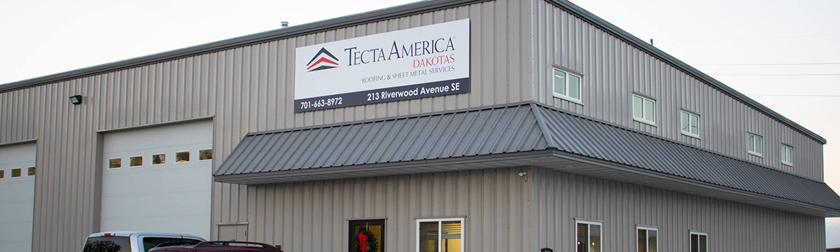 Grand Forks North Dakota Commercial Roofing Contractor