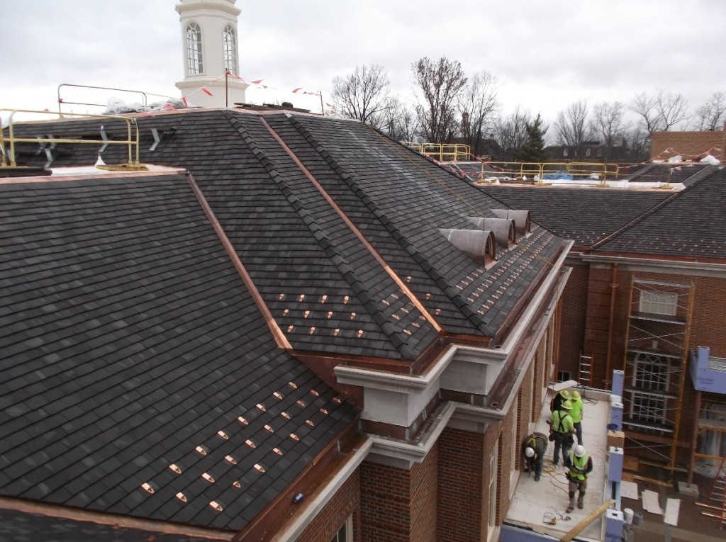 Miami University Blackmore And Buckner Commercial Roofing