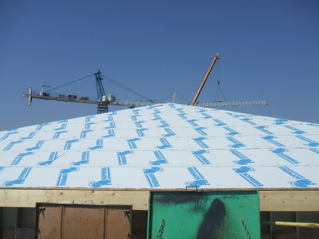 Indianapolis In Flat Roof Repair Blackmore Amp Buckner