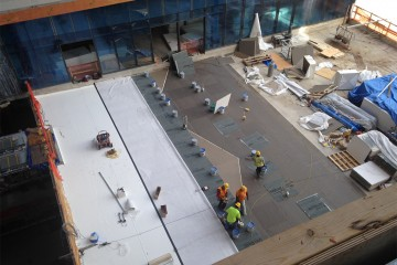 commercial roofing bickell