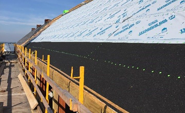 Milwaukee, WI Commercial Roofing Projects - FJA ...