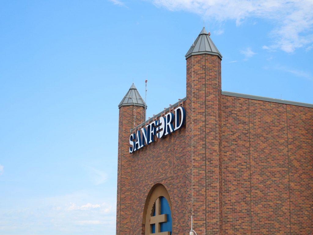 Sanford Medical Center Tecta America Dakotas Commercial