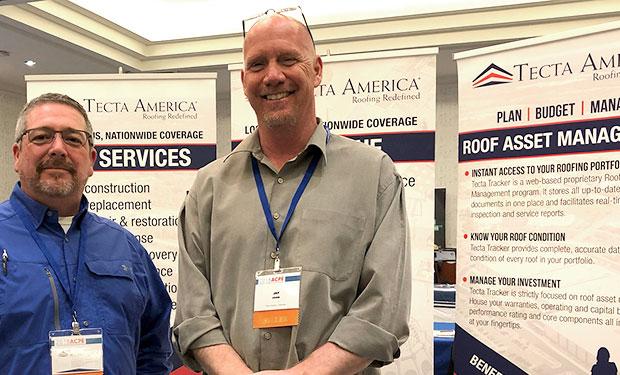 ACPE Tecta America Booth