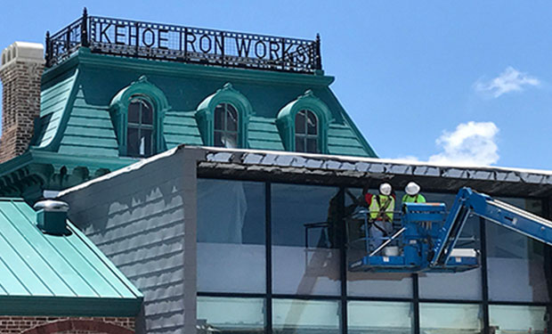 TectaAmerica Kehoe Iron Works