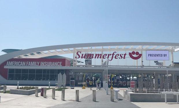 Summerfest FJA Christiansen Tecta America