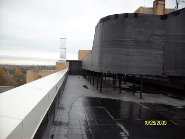 St  Joseph's Hospital - Roof Systems of Maine - Tecta America