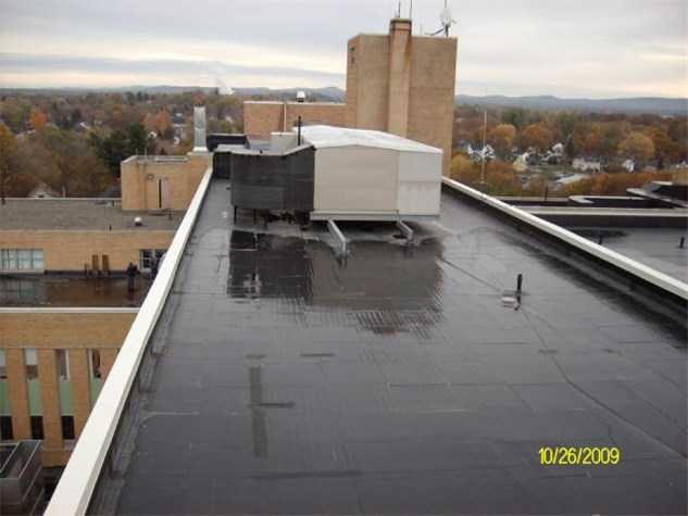 St Joseph S Hospital Roof Systems Of Maine Tecta America
