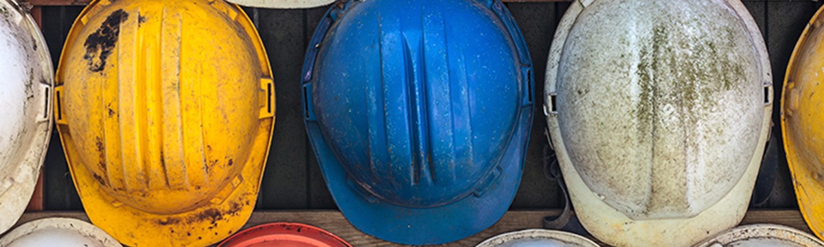 commercial roofing safety helmuts