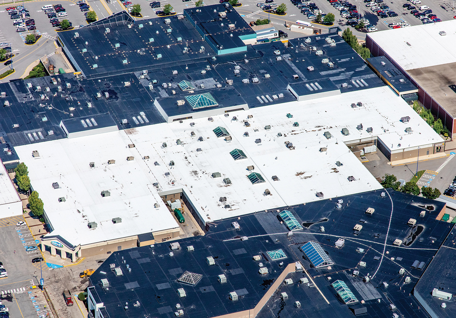Commercial roofing Massachusetts