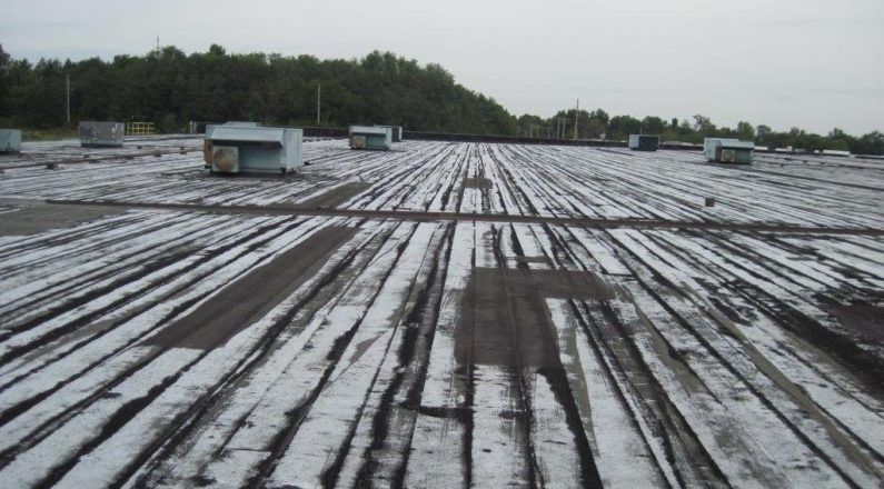 commercial roofing walmart missouri